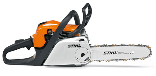 Stihl MS 211 C-BE with Picco Duro chain